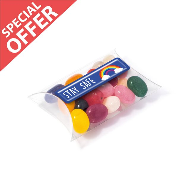 Special Offer – Small Pouch – Rainbow Beans