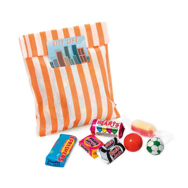 Candy Bag – Retro Sweets –