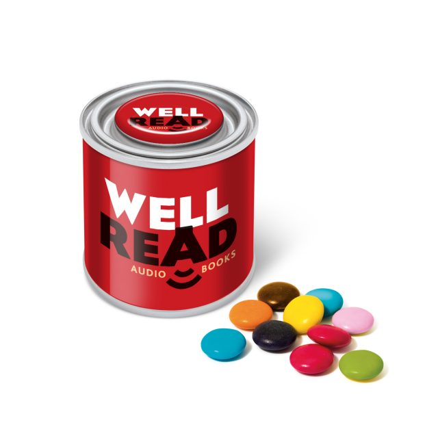 Small Paint Tin – Beanies
