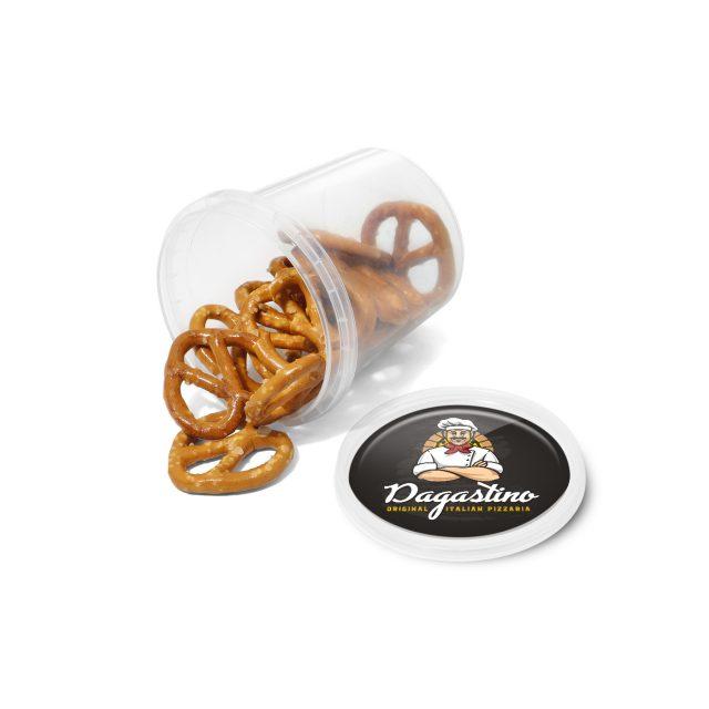 Snack Pot – Pretzels