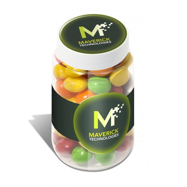 Mini Sweet Jar – Skittles